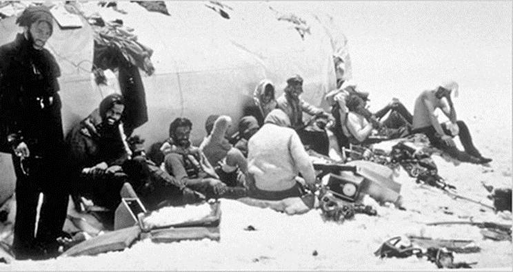 22 Et 23 Decembre 1972 Le Sauvetage Des Rescapes Du Miracle De La Cordillere Des Andes Pilote De Montagne